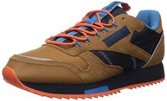 Reebok Men's CL Leather Ripple Trail Sneaker