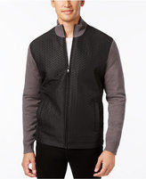 Alfani Men's Multi-Textured Herringbone Jacket, Only at Macy's