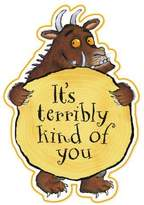 1 X Gruffalo Party The Thank You Cards, Pack Of 10, Envelopes Included [Toy] by Talking Tables