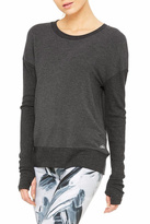 Alo Yoga Intricate Long Sleeve Sweater
