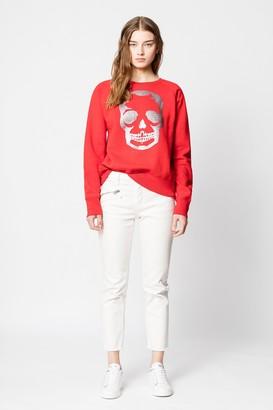 Zadig & Voltaire Skull Sweatshirt