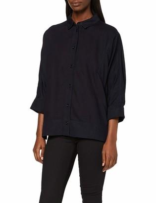 G Star Women's Kimono Long Sleeve Shirt