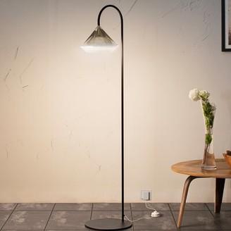 "Sanderson Orren Ellis 60"" Arched Floor Lamp Orren Ellis"