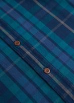 Mango Outlet Slim-Fit Madras Check Shirt