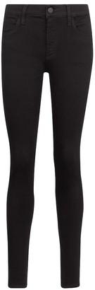 J Brand Sophia mid-rise skinny jeans