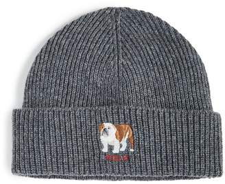 Polo Ralph Lauren Bulldog Cuff Hat