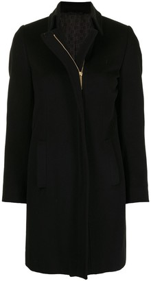 Gucci Pre-Owned Classic Collar Coat