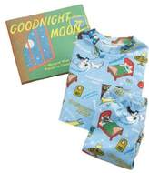 Boys Goodnight Moon Book and Pajamas Set