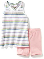 Old Navy Twist-Back Cami Set for Toddler