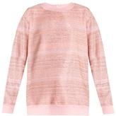 Ashish Embellished cotton-blend sweatshirt