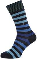 Burlington Blackpool Socks Marine