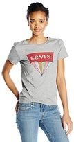 Levi's Women's Perfect Graphic Tee Shirt