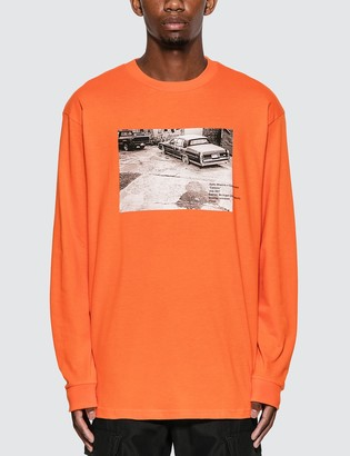 Carhartt Work In Progress Suraj Bhamra Cadillac Long Sleeve T-Shirt
