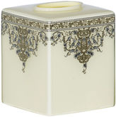 Bradburn Gallery Home 6 Filigree Tissue Box, Cream