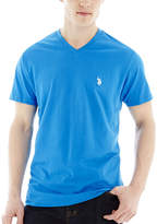 U.S. Polo Assn. USPA V-Neck Tee