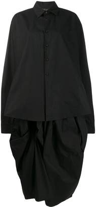 Barbara Bologna oversized ruched jumpsuit