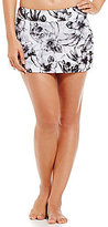 Alex Marie Floral Flounce Skirt