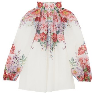 Zimmermann Floral blouse