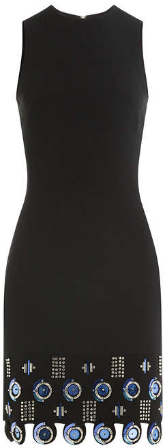 David Koma Dress with Embellishment
