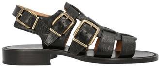 Dries Van Noten Buckled sandals