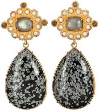 CHRISTIE NICOLAIDES Carmina Earrings