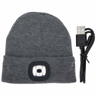 Longzhou Music Hat Fit for Bluetooth Wireless Dual-Purpose LED Light Ultra-Bright Acrylic Headset Cap