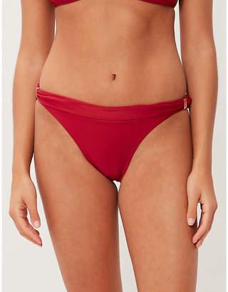 Vix Bia embellished bikini bottoms