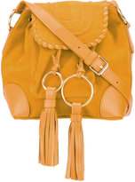 See by Chloe Polly shoulder bag - women - Cotton/Calf Suede - One Size