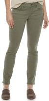 Sonoma Goods For Life Women's SONOMA Goods for Life Supersoft Sateen Skinny Pants