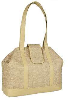 Lassig Glam Mary Tote Diaper Bag - Caramel