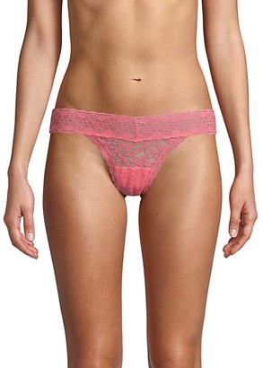 Ava & Aiden Lace Thong