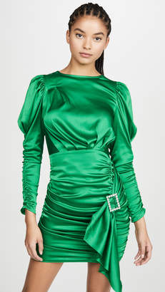 For Love & Lemons Isabeli Mini Dress
