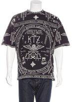 Kokon To Zai Church Print T-Shirt w/ Tags