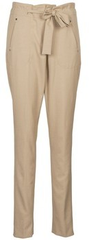 LOLA Cosmetics PARADE women's Trousers in Beige