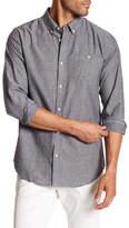 Ezekiel Periscope Dot Long Sleeve Regular Fit Shirt