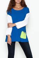Lulu B Color Block Sweater