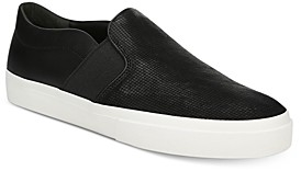 Vince Men's Fenton Slip-On Perforated Sneakers