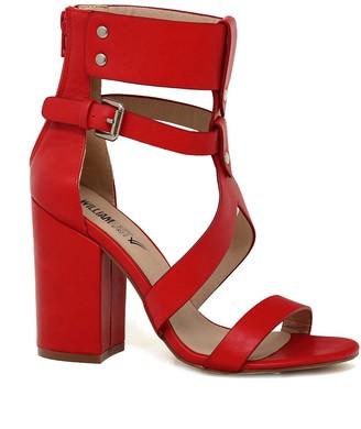 William Rast Friday 19 Women's High Heel Gladiator Sandals