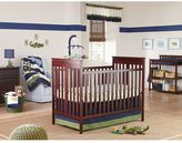 NoJo Alligator Blues 4-pc. Crib Bedding Set