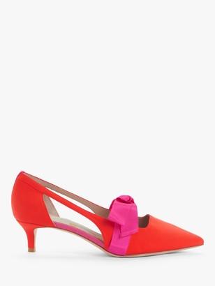 Boden Mollie Kitten Heel Court Shoes