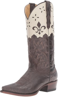 Stetson Women's Harper Western Boot Brown 11 Medium US