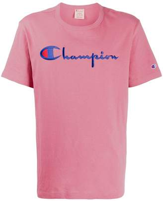Champion embroidered logo T-shirt