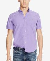 Polo Ralph Lauren Men's Short-Sleeve Silk Shirt