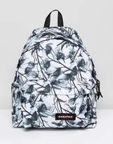 Eastpak Padded Pak R Backpack In Mono Floral