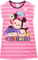 Tsum Tsum Pink 'Cuteness' Nightgown - Girls