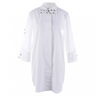 Maison Margiela White Cotton Dresses