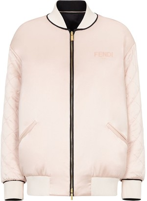 Fendi Reversible Bomber Jacket