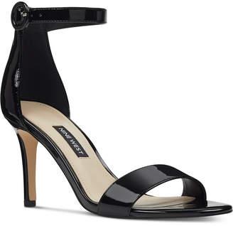 Nine West Aission Two-Piece Sandals Women Shoes