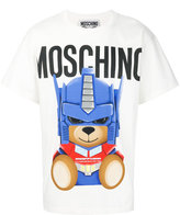 Moschino power bear T-shirt - men - Cotton - 48