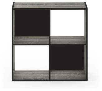 Ebern Designs Anzalone Cube Bookcase Ebern Designs Color: Espresso